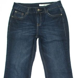 DKNY Womens Jeans Size 4 Bootcut Flare Mid Rise